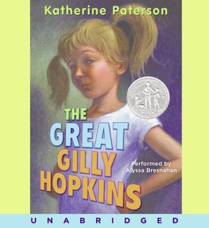The great gilly hopkins katherine paterson digital audiobook the great gilly hopkins fandeluxe Choice Image