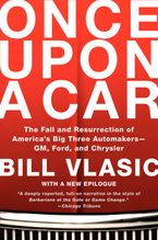Once Upon a Car Paperback  by Bill Vlasic