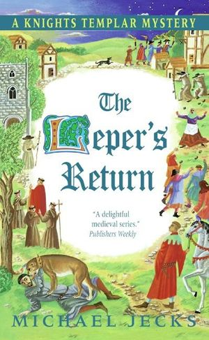 The Leper's Return book image