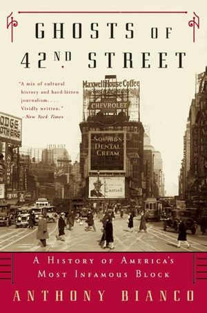 Ghosts of 42nd Street book image