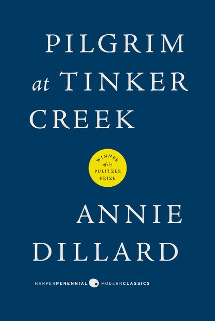 Pilgrim At Tinker Creek Pdf