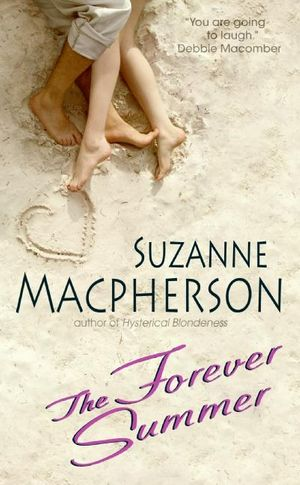 The Forever Summer book image