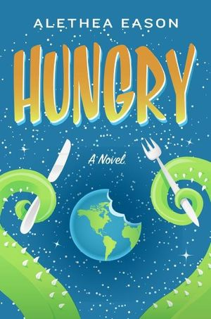 Hungry book image
