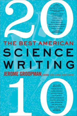 The Best American Science Writing 2010 book image