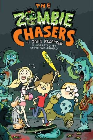 The Zombie Chasers book image