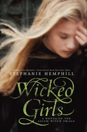 Wicked Girls book image