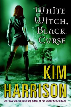 Book cover image: White Witch, Black Curse