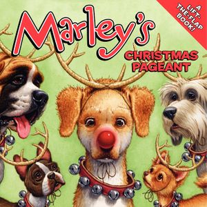 Marley's Christmas Pageant book image