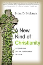 A New Kind of Christianity Paperback  by Brian D. McLaren
