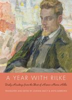 A Year with Rilke Hardcover  by Anita Barrows