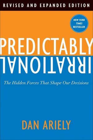 Predictably Irrational, Revised and Expanded Edition book image