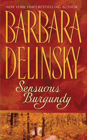 Sensuous Burgundy book image