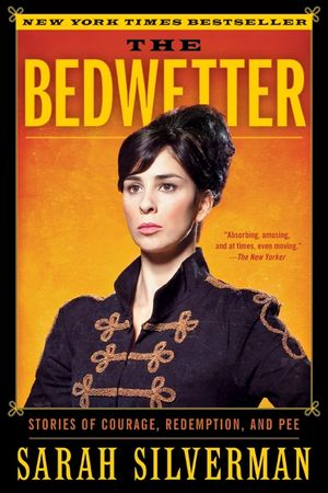 The Bedwetter book image