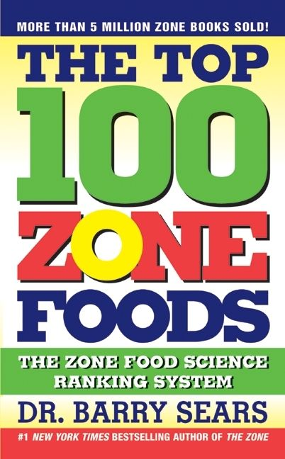 Food Book Cover Zone ~ The top zone foods barry sears e book