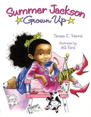 Summer Jackson: Grown Up book image