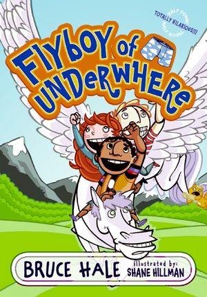 Flyboy of Underwhere book image