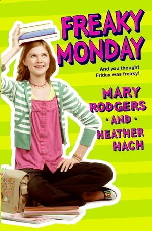 Freaky Monday book image