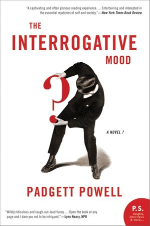 The Interrogative Mood book image