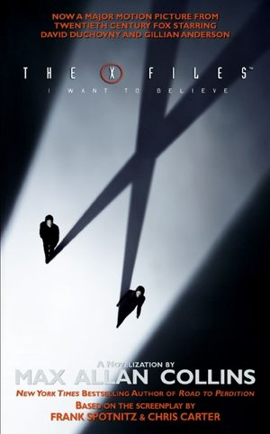 The X-Files: I Want to Believe book image