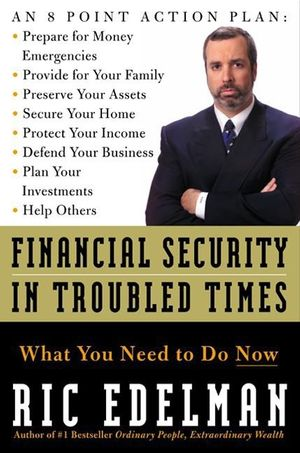 Financial Security in Troubled Times book image