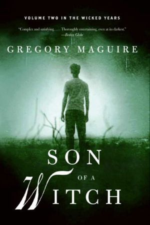 Son of a Witch book image
