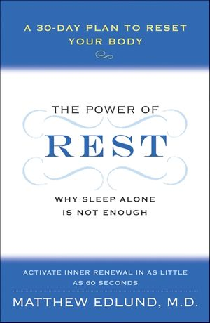 The Power of Rest book image