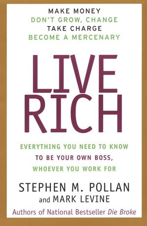 Live Rich book image