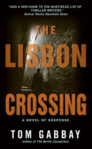 The Lisbon Crossing book image