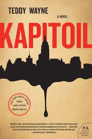 Kapitoil book image