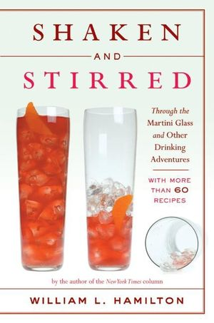 Shaken and Stirred book image