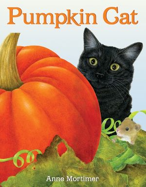 Pumpkin Cat book image
