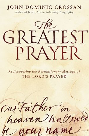The Greatest Prayer book image