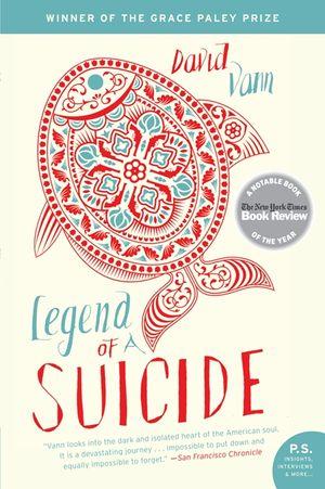 Legend of a Suicide book image