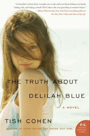 The Truth About Delilah Blue book image