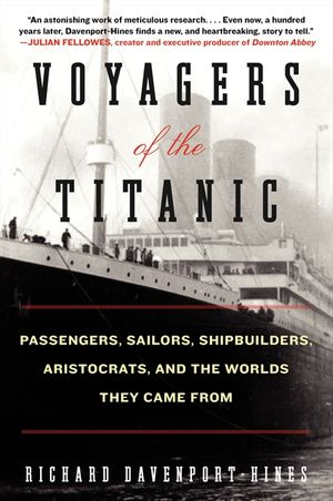 Voyagers of the Titanic book image