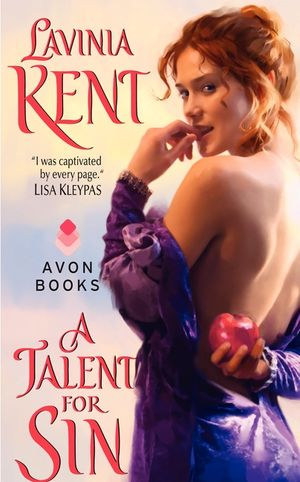 A Talent for Sin book image
