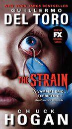 The Strain eBook  by Guillermo del Toro