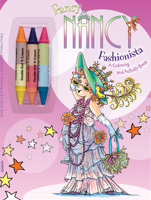 Fancy Nancy Book Covers