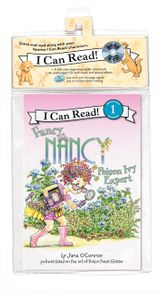 Fancy Nancy: Poison Ivy Expert Book and CD