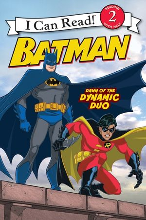 Batman Classic: Dawn of the Dynamic Duo book image