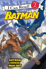 Batman Classic: Batman versus Man-Bat