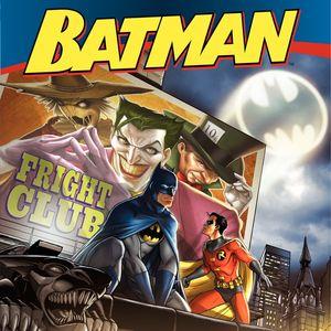 Batman Classic: Fright Club book image