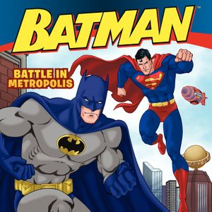Batman Classic: Battle in Metropolis book image