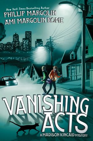 Vanishing Acts book image