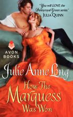How the Marquess Was Won Paperback  by Julie Anne Long