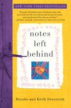 Notes Left Behind Paperback  by Brooke Desserich