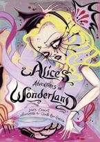 Alice's Adventures in Wonderland Hardcover  by Lewis Carroll