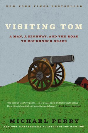 Visiting Tom book image