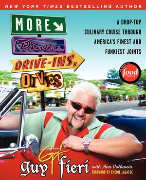 More Diners, Drive-ins and Dives book image