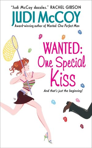Wanted: One Special Kiss book image
